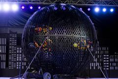 DAO_3682r (crobart) Tags: globe death motorcycles ultimate thrills circus canadas wonderland cedar fair amusement theme park
