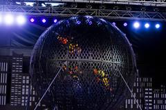 DAO_3671r (crobart) Tags: globe death motorcycles ultimate thrills circus canadas wonderland cedar fair amusement theme park