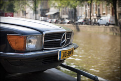 Two of a Kind (Chris 1971) Tags: amsterdam mercedesbenz jg394t 1980 280 slc