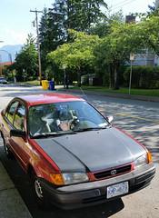 1997 Toyota Tercel CE (D70) Tags: 1997 toyota tercel ce burnaby britishcolumbia canada