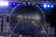 DAO_3611r (crobart) Tags: globe death motorcycles ultimate thrills circus canadas wonderland cedar fair amusement theme park