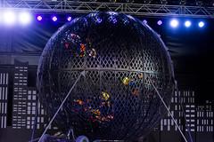 DAO_3664r (crobart) Tags: globe death motorcycles ultimate thrills circus canadas wonderland cedar fair amusement theme park