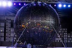 DAO_3629r (crobart) Tags: globe death motorcycles ultimate thrills circus canadas wonderland cedar fair amusement theme park