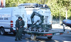 G.C. - GUARDIA CIVIL - SPANISH POLICE (DAGM4) Tags: difas2019 guardiacivil gc police policía polizia polizei policie españa europa europe espagne espanha espagna espana espanya espainia spain spanien 112 092 eod tedax robot aunav miura65