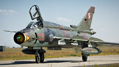 Su-22M4 (kamil_olszowy) Tags: su22m4 fitterk fighter bomber polish air force 3201 green epmm spotter day siły powietrzne rp су22м4 ввс польши