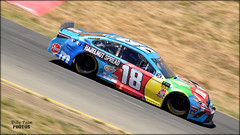 Kyle Busch - #18 Joe Gibbs Racing / Toyota (billypoonphotos) Tags: winner sears point sonoma grand prix bay area billypoon billypoonphotos bio nikon news photo picture san francisco road course california auto racing race car vehicle sport outdoor d5500 18140 mm 18140mm slow shutter speed nikkor kyle busch toyota 2019 nascar raceway joe gibbs carousel