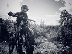 Hot Day 2 (pjen) Tags: santacruz bronson cc mountainbike mountainbiking enduro mtb finland nordic maastopyörä maastopyöräily