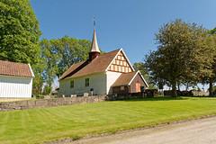 Ingedal kirke (mrpb27) Tags: gcinfo geocaching cache gc67d0x church kirke stone murstein medieval sarpsborg østfold norway norge nikon d5200 18200mmf3556gedifafsvrdx dxophotolab mrpb27