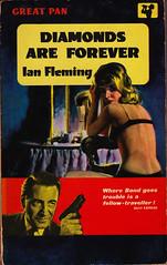 Pan G101 (1961) (Boy de Haas) Tags: vintage paperbacks vintagepaperbacks 1960s sixties jamesbond 007 archer