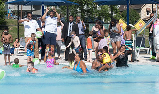 May 23, 2019  MMB Kicked Off 2019 Outdoor Pool Season and Celebrates DC's #1 Ranked Park System