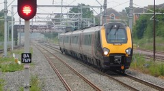 Cardiff to Manchester Voyager (The Walsall Spotter) Tags: bromsgrove railway station class220 voyager dmu crosscountry trains networkrail britishrailways