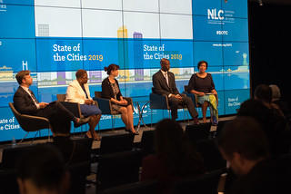 May 22, 2019 MBB Led a Discussion on the Top 10 Issues Highlighted in the National League of Cities: State of the Cities Report