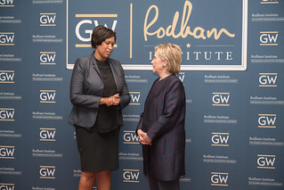 May 23, 2019 MMB Attended the 6th Annual Rodham Institute Summit Fundraiser