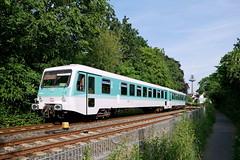 P1860682 (Lumixfan68) Tags: eisenbahn züge triebwagen baureihe 628 vt dieseltriebwagen deutsche bahn db regio museum museumstriebwagen