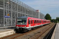 P1860659 (Lumixfan68) Tags: eisenbahn züge triebwagen baureihe 628 vt dieseltriebwagen deutsche bahn db regio westfrankenbahn kurhessenbahn