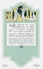 Pyramid Ware Catalogue. Alfred Johnson & Son , Queenborough Kent 1935 (growlerthecat) Tags: bathrooms catalogue sanitaryware tradecatalogue alfredjohnson queenborough