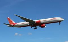 VT-ALU Boeing 777-337ER Air India (R.K.C. Photography) Tags: vtalu boeing 777337er b777 airindia ai aic aircraft aviation airliner london england unitedkingdom uk londonheathrowairport lhr egll canoneos750d