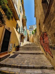 Palma de mallorca (mccarrellkyle) Tags: mallorca wide angle colourful street