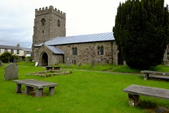 St Oswald's Church, Horton in Ribblesdale, Yorkshire Dales (Adam Swaine) Tags: church ruralrural yorkshire villages village northyorkshire thedales uk english gravestones counties countryside england britain northeast parish ruralchurches