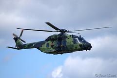 NHIndustries NH90 (J Saari) Tags: turkuairshow2019 finland turku a900 airshow eftu aviation military helicopter army nhindustries nh90 nh211 puolustusvoimat