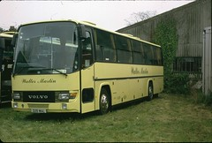 326 WAL: Walter Martin, Sheffield (originally A582 RVW) (chucklebuster) Tags: 326wal walter a582rvw martin kings ferry oneill berkhof esprit volvo b10m