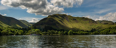 Ferry on the Lake (Ian Emerson (Thanks for all the comments and faves) Tags: outdoor nationaltrust clouds water fells canon6d 24105 lakedistrict lakel lakeland landscape