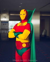 SP_99792 (Patcave) Tags: new gods dc comics mister miracle jack kirby heroes con heroescon heroescon2019 2019 convention