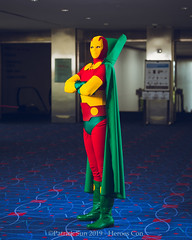 SP_99799 (Patcave) Tags: new gods dc comics mister miracle jack kirby heroes con heroescon heroescon2019 2019 convention