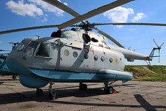 54 RED Former Ukrainian Navy Mil Mi-14PL at the State Aviation Museum of Ukraine Kiev on 26 May 2019 (Zone 49 Photography) Tags: aircraft helicopter aeroplane may 2019 kiev kyiv ukraine boryspil international iev ukkk zhuliany state aviation museum soviet ukrainian navy mil mi14 mi14pl 54 red 54red