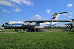 CCCP-76511 Former Aeroflot Ilyushin Il-76T at the State Aviation Museum of Ukraine Kiev on 26 May 2019 (Zone 49 Photography) Tags: aircraft airliner aeroplane may 2019 kiev kyiv ukraine boryspil international iev ukkk zhuliany state aviation museum aeroflot ilyushin il76 il76t cccp76511
