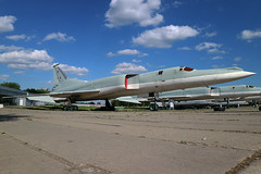 156 RED Former Russian Air Force Tupolev Tu-22M0 Blinder at the State Aviation Museum of Ukraine Kiev on 26 May 2019 (Zone 49 Photography) Tags: aircraft aeroplane may 2019 kiev kyiv ukraine boryspil international iev ukkk zhuliany state aviation museum soviet russia air force tupolev tu22 tu22m0 blinder 156 red 156red
