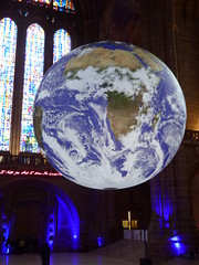 Gaia Mother Earth (The3Winds) Tags: earth planet liverpool cathedral