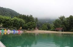 Alps_Aiguebelette_959 (Manohar_Auroville) Tags: alps lac lago lake mountains aiguellette savoie manohar luigi fedele