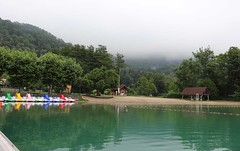 Alps_Aiguebelette_944 (Manohar_Auroville) Tags: alps lac lago lake mountains savoie manohar luigi fedele