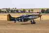 EGSU -  North American TF-51D Mustang - G-TFSI / Miss Velma