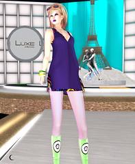 AIM Luxe! FS 1 (♛MISS V♛ VENEZUELA 2014♛MissVeroModero2013) Tags: amazingimpression aim luxeparis luxe