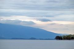 Alps_Aiguebelette_948 (Manohar_Auroville) Tags: alps lac lago lake mountains savoie manohar luigi fedele
