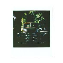 Chevy 3100 (itskaty) Tags: lomography lomo diana lomodianainstantsquare dianainstantsquare dianainstant instax instantfilm instantphotography instant instaxsquare fujifilm fujifilminstaxsquare portland pdx oregon chevy3100 chevrolet3100 chevy chevrolet pick up truck antiquecar vintagecar
