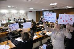 CDH - Comissão de Direitos Humanos e Legislação Participativa (Senado Federal) Tags: cdh audiênciapública pls4982018 leidaalienaçãoparental cartaz cartazes protesto manifestação manifestante lap brasília df brasil