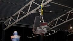 NHI H-2 Kolibrie in Lelystad (J.Comstedt) Tags: aircraft aviation air aeroplane museum airplane flight johnny comstedt netherlands aviodrome lelystad nhi h2 kolibrie phnft nederlandse helikopter industrie