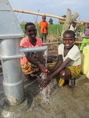 Thank you for this gift of life-saving water! (W4KI) Tags: w4ki water safe clean h4ki restore hope 4pillarsofhope dignityhealthjoylove dignity health joy love transform village community kotiokoti uganda