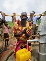 Thank you for this gift of life-saving water! (W4KI) Tags: w4ki water safe clean h4ki restore hope 4pillarsofhope dignityhealthjoylove dignity health joy love transform village community tokoro uganda