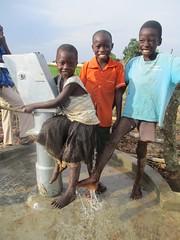 Thank you for this gift of life-saving water! (W4KI) Tags: w4ki love water hope community village joy clean health restore safe uganda dignity transform 4pillarsofhope dignityhealthjoylove kotiokoti h4ki