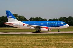 G-DBCB (PlanePixNase) Tags: aircraft airport planespotting haj eddv hannover langenhagen bmi midland british airbus 319 a319