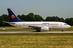 D-AHIB (PlanePixNase) Tags: aircraft airport planespotting haj eddv hannover langenhagen boeing 737700 737 b737 hamburg hamburginternational