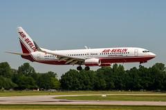 D-ABBJ (PlanePixNase) Tags: aircraft airport planespotting haj eddv hannover langenhagen boeing b738 737800 737 airberlin