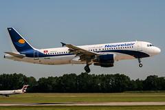 TS-INB (PlanePixNase) Tags: aircraft airport planespotting haj eddv hannover langenhagen nouvelair airbus 320 a320