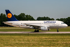 D-AILP (PlanePixNase) Tags: aircraft airport planespotting haj eddv hannover langenhagen lufthansa a319 319 airbus