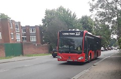 The 6-year 'new' shorter Citaro | Go-Ahead London Metrobus MBK1 BU13ZVE | 227 to Crystal Palace (Fake A2) Tags: mbk1 bu13zve 227 mbk 1 xms1 xms bu13 zve the new shorter mercedes mercedesbenz benz citaro euro6 euro 6 vi eurovi k o530 0530 o530k klein 0530k 106m goahead go ahead london general metrobus crystal palace park road