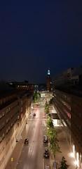 Midnight Tuesday. (Papa Razzi1) Tags: stockholm june summer 2019 city night hot wet